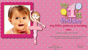 birthday designs s on st invitation card in marathi lovely 1st