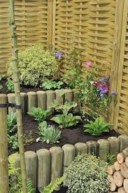 Small Picture 11 best Garden Fencing images on Pinterest Garden fencing Fence