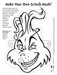 Small Picture The Grinch Who Stole Christmas and Coloring Pages Activities