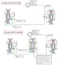four way switch wiring diagram to single light 4 way switch power Wire Diagram For Can Lighting four way switch wiring diagram for 2013 01 12 190226 3 way and 4 switch wiring wire diagram for lighting