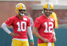 Aaron Rodgers airs out grievances with ...