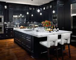 Kitchen  Kitchen Remodel Ideas With Black Cabinets Rustic Baby - Modern kitchen remodel