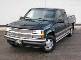 91dubs 1997 Chevrolet Silverado 1500 Regular Cab Specs, Photos ...