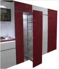 pull out baskets kitchen cabinets beautiful e005s excel soft closing pull out wire basket tall unit
