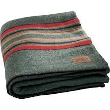 yakima camp blanket. Plain Yakima Pendleton Green Heather Yakima Camp Wool Blanket With I