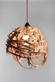 nest veneer wood light fixture pendant lighting wood lamps
