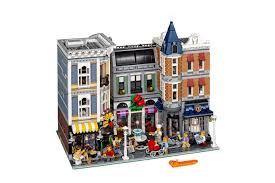 lego creator expert embly square 10255 building kit