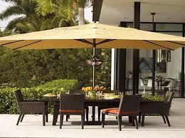 umbrella patio set patio furniture large cover patio umbrellas yellow for backyard space