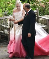 celebrity wedding dresses bridal gowns