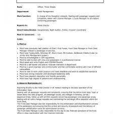 Night Auditor Job Description Expert Portray Front Desk Clerk
