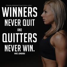 40 Most Inspirational Sports Quotes From Legends Gravetics Extraordinary Motivational Quotes Female Athletes