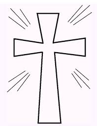 Free Printable Cross Coloring Pages Perfect For Christmas Break