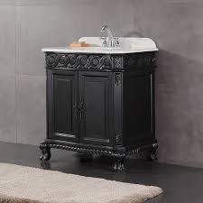 30 inch black bathroom vanity with top. ove decors trent 30-inch antique black single sink bathroom vanity with marble top - free shipping today overstock.com 16728454 30 inch