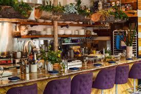 fine dining hit avant garden brings upscale vegan to williamsburg