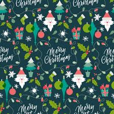Christmas Pattern Background New Funny christmas pattern background Vector Free Download