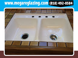 Slick Sinks  Showers  Tiles  Bathtubs  RefinishingReglazing Kitchen Sink