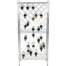 chrome wine rack. Contemporary Rack Regency 14 Throughout Chrome Wine Rack E