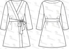 Robe Sewing Pattern Cool DIY Women's Flannel Robe FREE Sewing Pattern And Tutorial If You
