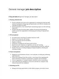 Music Manager Job Description Marketing Project Manager Description Event Project