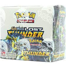 Pokemon Sun & Moon: Lost Thunder Booster Box