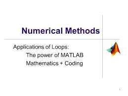 s of loops the power of matlab mathematics coding