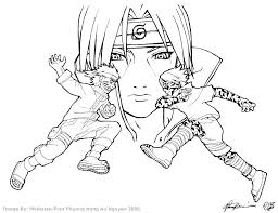 Coloring Pages Naruto Best Coloring Pages 2018