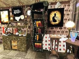 Wonderful Alice In Wonderland Bedroom Decorations Image Of In Wonderland Home Decor  Alice In Wonderland Room Ideas