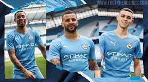 Maybe you would like to learn more about one of these? Manchester City 21 22 Home Kit Released Footy Headlines