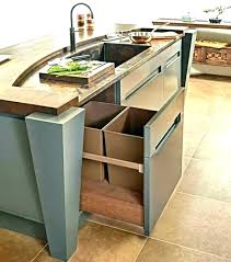 Kitchen Trash Can Ideas Unique Design Ideas