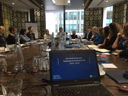 our 2018 cx leadership roundtable was held last week in london our biggest cx clients from a wide range of industry sectors came together to share their