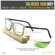 jual frame kacamata pria terbaru 2020