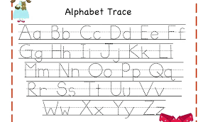 abc tracing worksheets printable – gongapp.co