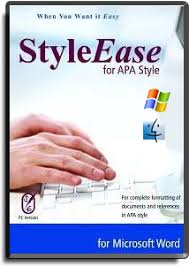 Apa Paper Writing Software Styleease For Apa Writing Style Software Write And Format Papers