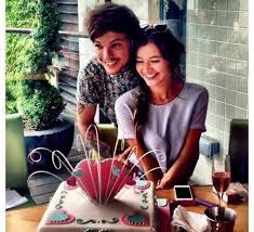 Louis and Eleanor. July 16, 2013 on We Heart It