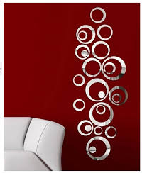 buy red wine 3d acrylic large mirror wall at lowest price rewi11930esv182554 kraftly on 3d mirror wall art stickers with buy red wine 3d acrylic large mirror wall at lowest price