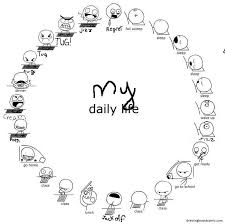 my daily life