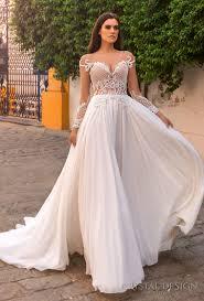 2017 wedding dress trends part 2 silhouettes embellishments