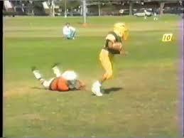 1985 86 garden grove cowboys pop warner football