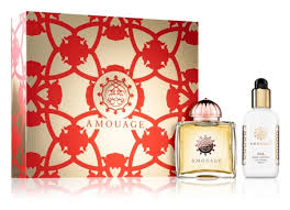 <b>Amouage Dia</b> for <b>Women gift</b> set 100 ml EDP + 100 ml body lotion ...
