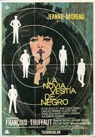 La novia vest a de negro La Mariee tait en Noir 1967.