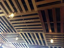 basement wood ceiling ideas. Made From Pallets: Pallet Ceiling Diy, Basement Ceiling, Wood . Ideas