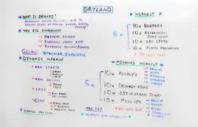 i hope this whiteboard wednesday was helpful in understanding the ins and outs of dryland try to apply some of these movements into your workout