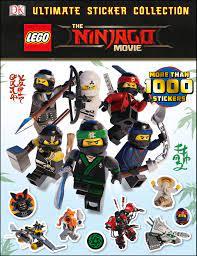 The LEGO® Ninjago Movie: Ultimate Sticker Collection - Penguin Books  Australia