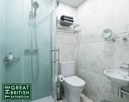 how small can a bathroom be