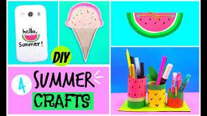 making 4 amazing diy summer crafts room decor organization ideas