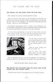 Peugeot 404benzine Injectie Motorinstructieboekjenefkens Utrecht