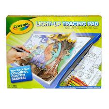 Crayola Crayola Light Up Tracing Pad Details About Light Up Tracing Pad Asst Boy