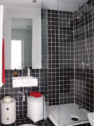 Apartment Bathroom Designs Beauteous Black And White Bathrooms Google Search Bathrooms Pinterest