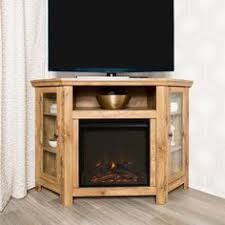 58 inch barn door fireplace tv stand for tvs up to 65 inch barnwood multiple colors available brown s fireplace tv stand barn