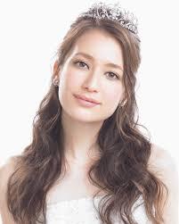 姫系ティアラを乗せた王道花嫁ヘアスタイルまとめ Marryマリー